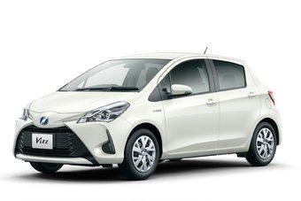 Vitz появился в линейке Тойоты в 1999 году. С тех пор компания продала около 7 млн автомобилей этой модели.