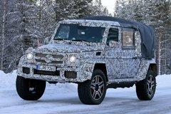 Новость о Mercedes-Benz G-Class