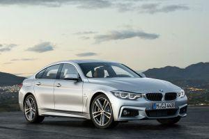 BMW показал обновленную 4-Series