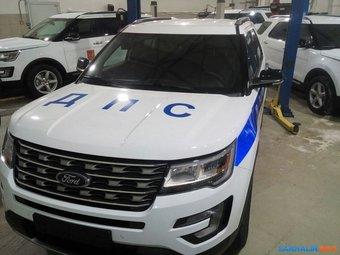 20 автомобилей, собранных в России, вскоре передадут экипажам полиции.
