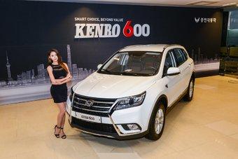 Китайский концерн BAIC рассчитывает продавать в Южной Корее около 3 тысяч автомобилей в год.