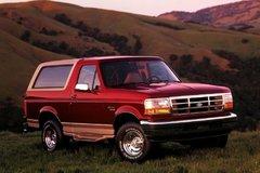Новость о Ford Bronco
