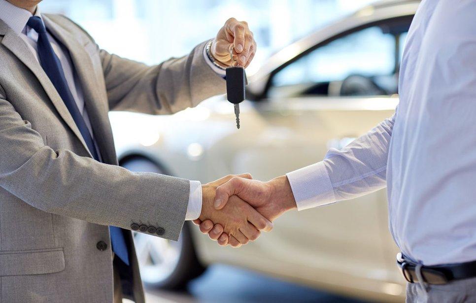 Покупка автомобиля у юрлица на упрощенке