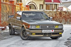 Народное ретро. Toyota Cresta GX71. Турбочемодан