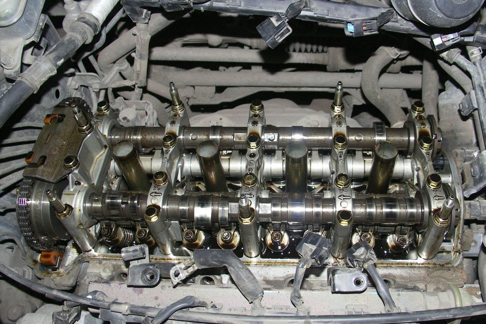 регламент на ремни и цепи ford s-max