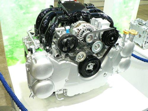 история двигателя ez30 porsche