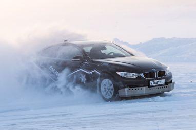 Тренинг-тест BMW 320d xDrive и 440i xDrive Gran Coupe. «Безумный Макс» от BMW, или Можно ли ездить боком в −50°С?