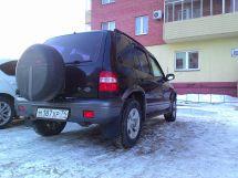 Kia Sportage, 2006
