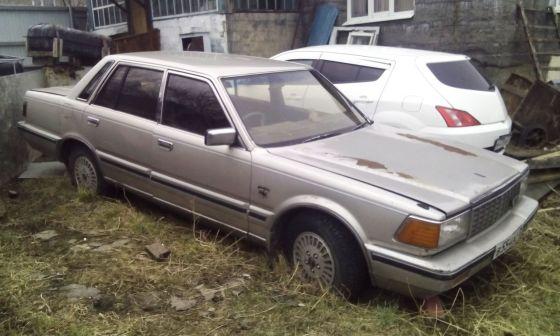 Nissan Cedric 1985 - отзыв владельца