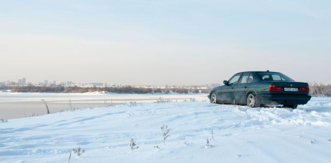 BMW 5-Series 1993 - отзыв владельца