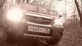 Mazda Tribute, 2002