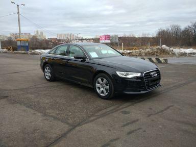 Audi A6 2012 отзыв автора | Дата публикации 05.01.2017.