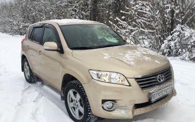 Toyota RAV4 2012 отзыв автора | Дата публикации 05.01.2017.