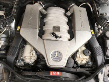 Mercedes-Benz E-Class, 2008