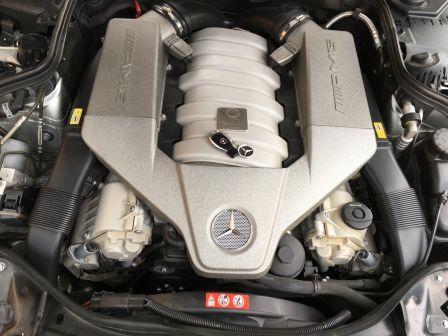 Mercedes-Benz E-Class 2008 - отзыв владельца