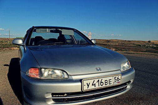 Honda Civic Ferio 1994 - отзыв владельца