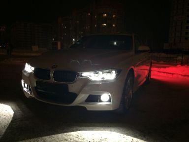 BMW 3-Series 2016 отзыв автора | Дата публикации 07.01.2017.