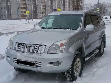 Toyota Land Cruiser Prado, 2006