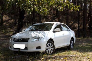 Toyota Corolla Axio 2011 отзыв автора | Дата публикации 09.01.2017.