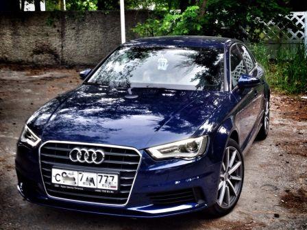 Audi A3 2016 - отзыв владельца