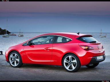 Opel Astra GTC,