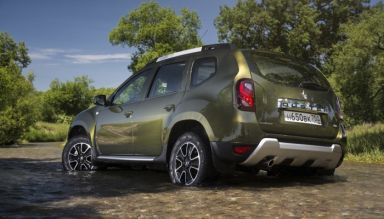 Renault Duster, 0