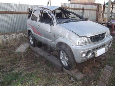 Toyota Cami, 2003