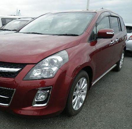 Mazda MPV 2009 - отзыв владельца