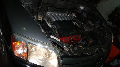 Mitsubishi Endeavor, 2004