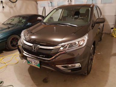 Honda CR-V, 2016