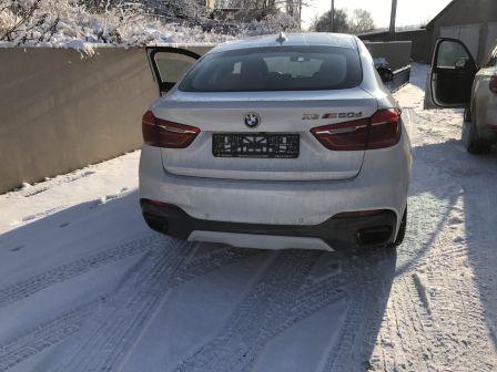 BMW X6 2016 - отзыв владельца