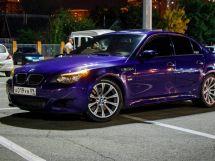 BMW M5, 2007