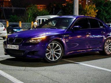 BMW M5 2007 отзыв автора | Дата публикации 14.01.2017.