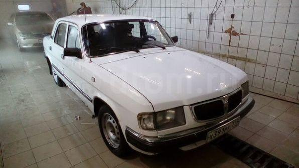ГАЗ 3110 Волга 1999 - отзыв владельца