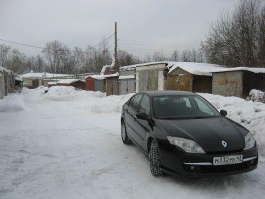 Renault Laguna, 2008