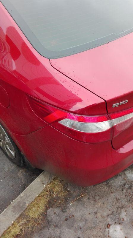Kia Rio 2012 - отзыв владельца