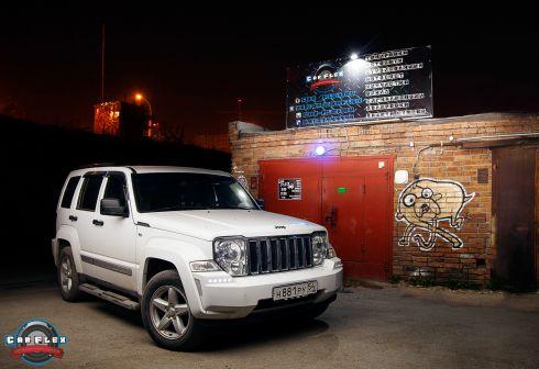 Jeep Cherokee 2011 - отзыв владельца