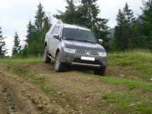Mitsubishi Pajero Sport, 2008