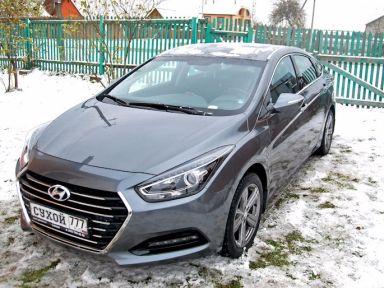 Hyundai i40 2015 отзыв автора | Дата публикации 19.01.2017.