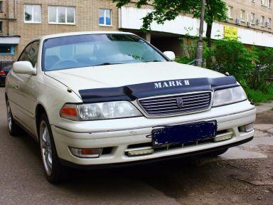 Toyota Mark II 1997 отзыв автора | Дата публикации 19.01.2017.