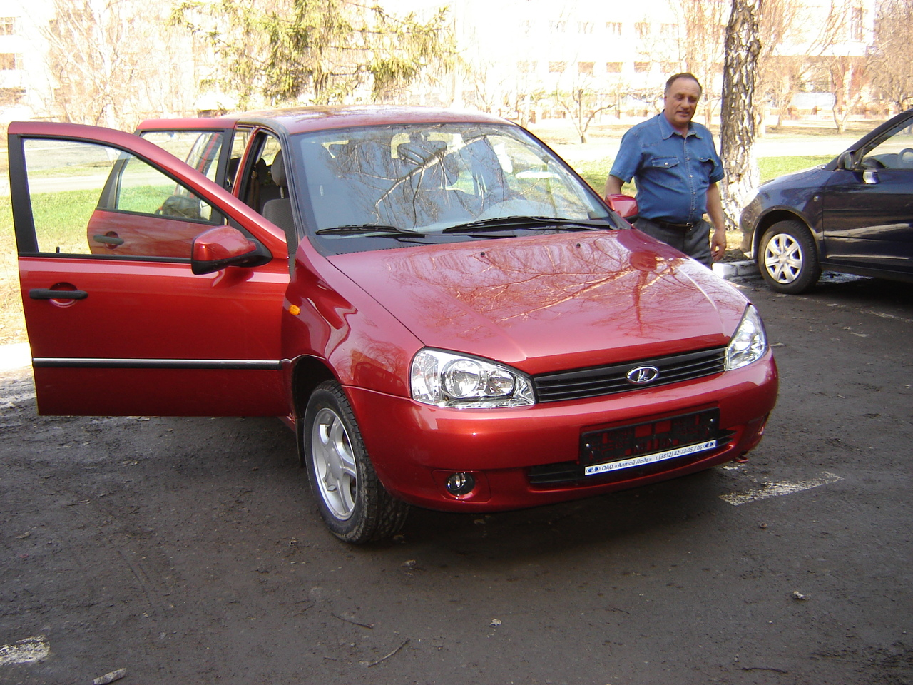 Покупка, эйфория от нового авто прошла после 100 тыс.км.