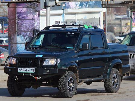 УАЗ Пикап 2013 - отзыв владельца