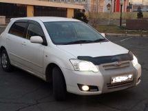 Toyota Allex, 2006