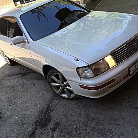 Toyota Crown 1992 - отзыв владельца