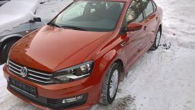 Volkswagen Polo 2016 отзыв владельца | Дата публикации: 23.01.2017