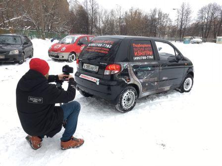 Daewoo Matiz 2012 - отзыв владельца