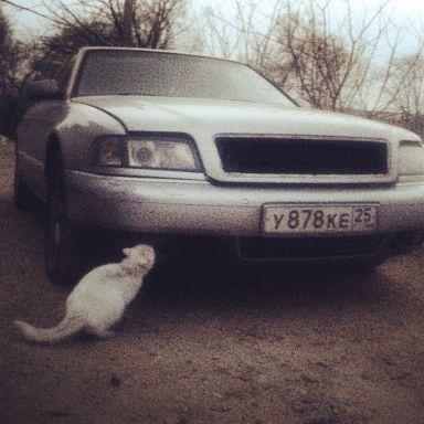 Audi A8 1996 отзыв автора | Дата публикации 26.01.2017.
