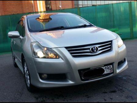 Toyota Blade 2006 - отзыв владельца