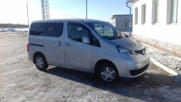 Nissan NV200 2011 - отзыв владельца