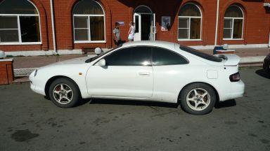 Toyota Celica 1998 отзыв автора | Дата публикации 31.01.2017.